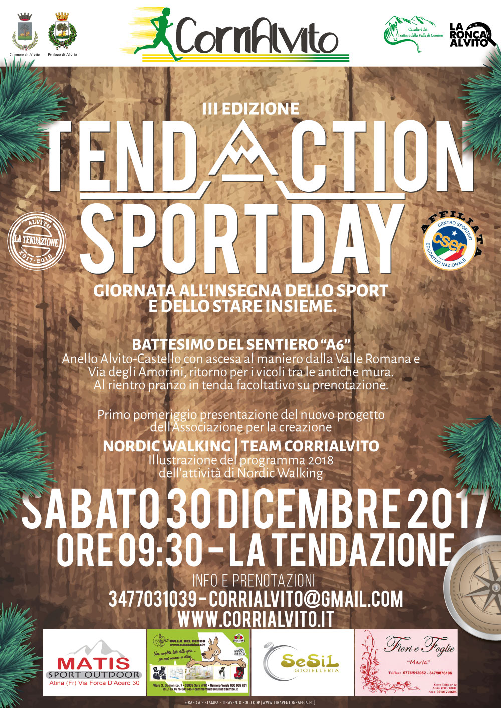 TendAction - Sport Day